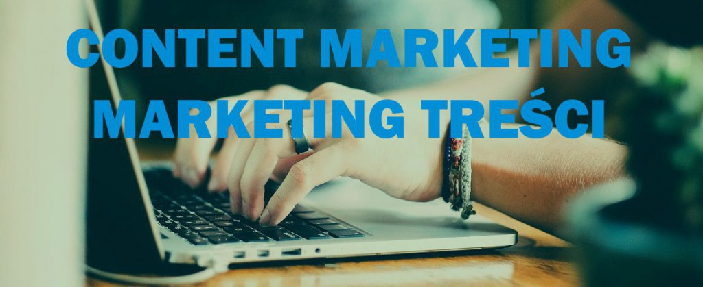 Content marketing - komputer